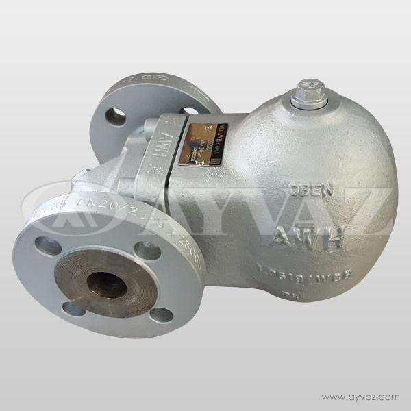 ARI-CONA SC 636 Hava ve Gaz Sistemlerinden Şamandıralı Sıvı Atıcı