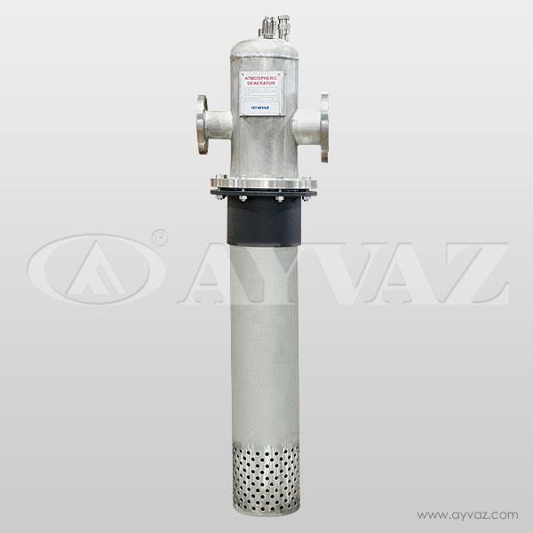 ASD Kompakt Deaeratör (Degazör)