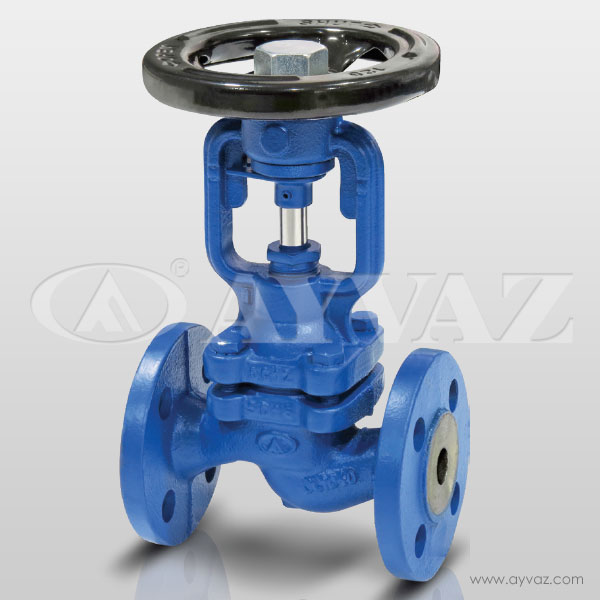 Bellow Sealed Stop Valve