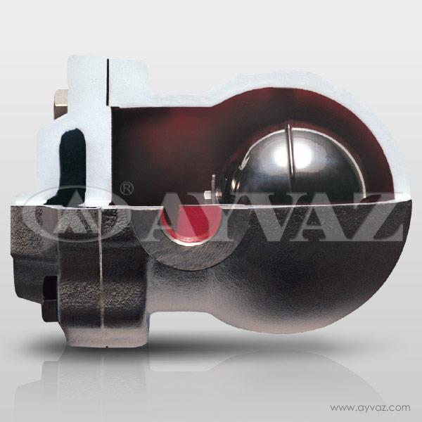 HA-70 Air Eliminator