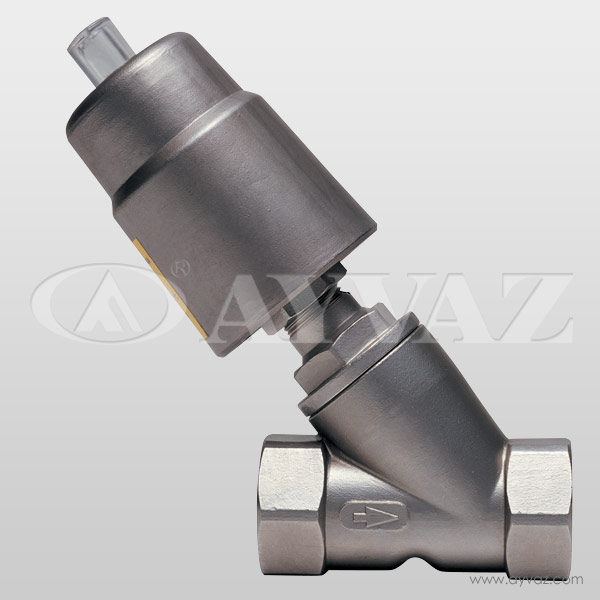 PKV-50 Pneumatic Controlled On-Off Valve