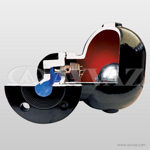 SK-50B Bimetallic Float Type Steam Trap (DN-25)