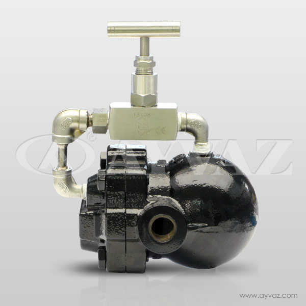 SK-51 SLR Float Type Steam Trap