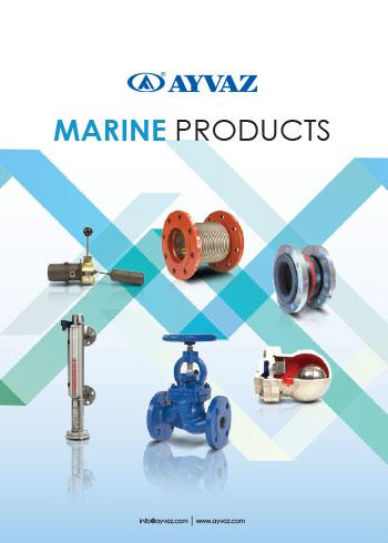 Marine Ürünler Broşürü
