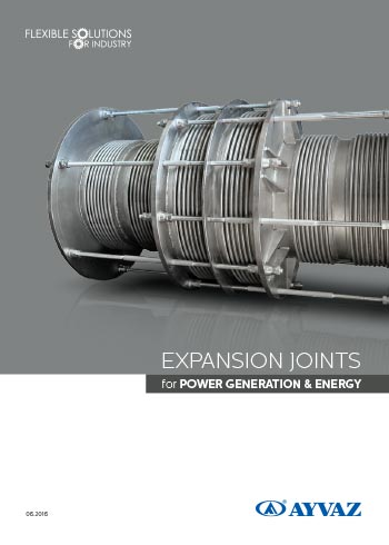 Expansion Joints for Power Generation