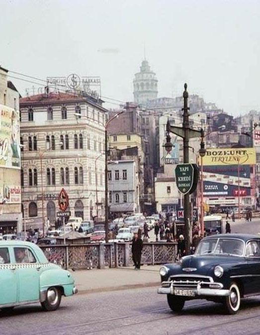 Karaköy / 1965 - Charles W. Cushman