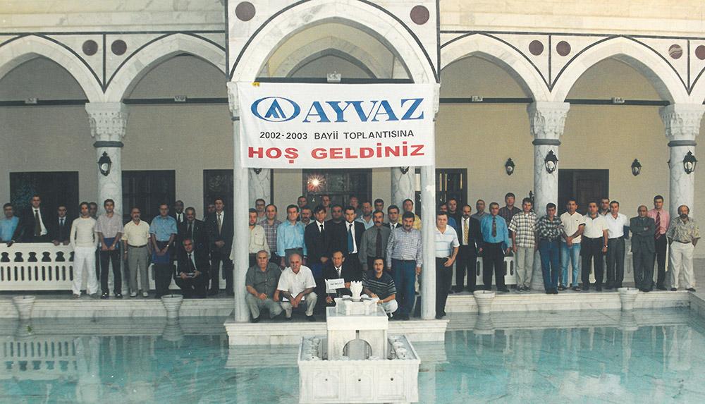 Dealers in Turkey